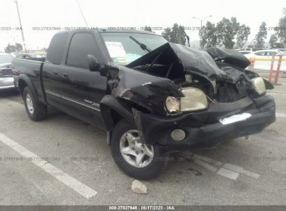 2004 TOYOTA TUNDRA ACCESS CAB LIMITED