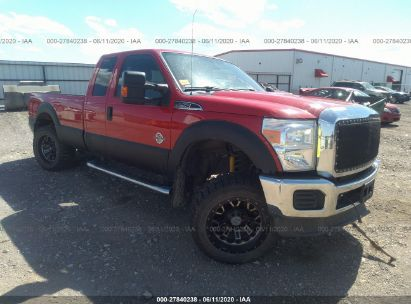 2013 FORD SUPER DUTY F-250 SRW XL/XLT/LARIAT