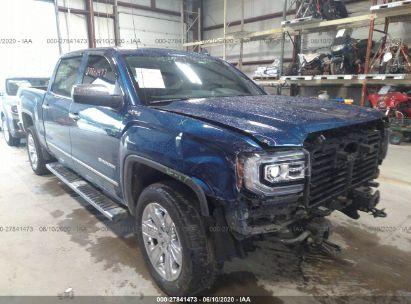 2017 GMC SIERRA K1500 SLT