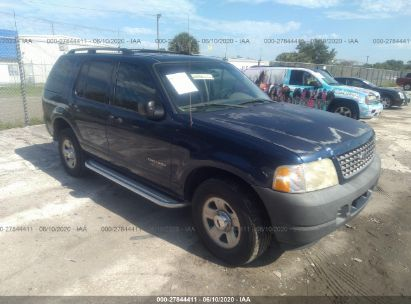 2004 FORD EXPLORER XLS/XLS SPORT
