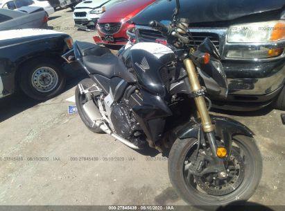 2011 HONDA CB1000 R