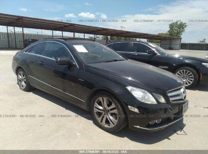 2010 MERCEDES-BENZ E 350