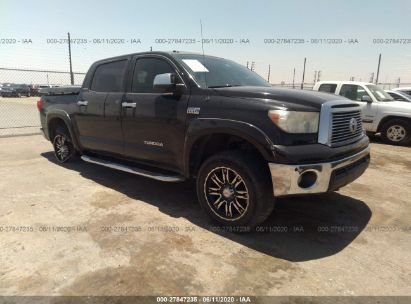 2011 TOYOTA TUNDRA 4WD TRUCK CREWMAX LIMITED
