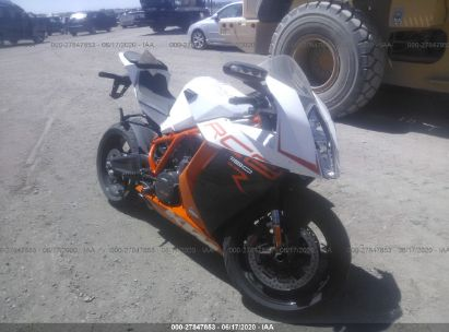 2013 KTM 1190 RC8