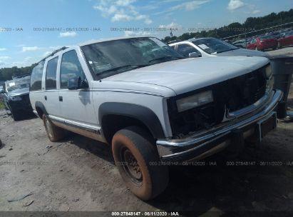 1994 GMC SUBURBAN K2500