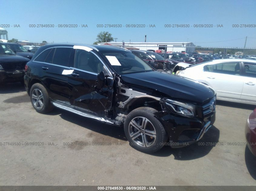 2019 Mercedes-Benz GLC | Vin: WDC0G4KB0KF659000