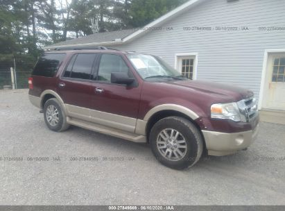 2010 FORD EXPEDITION EDDIE BAUER/KING RANCH