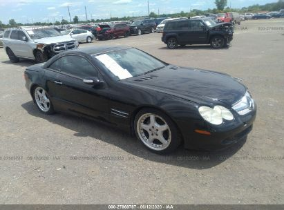 2005 MERCEDES-BENZ SL 500