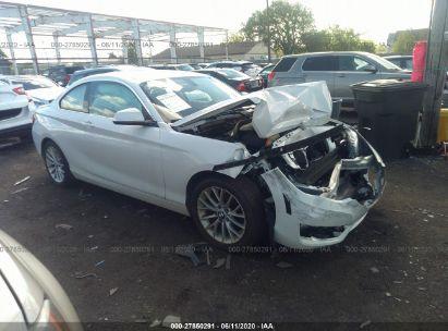 2015 BMW 228 XI