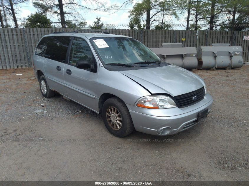 2001 ford windstar lx for auction iaa iaa