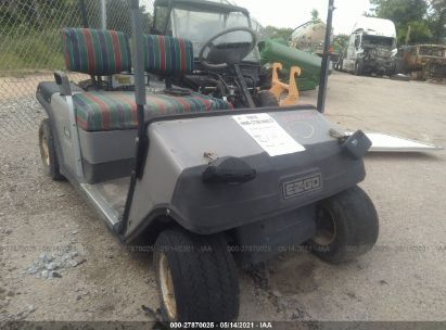 2005 EZ GO GOLF CART