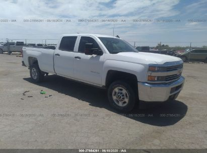 2015 CHEVROLET SILVERADO K2500 HEAVY DUTY