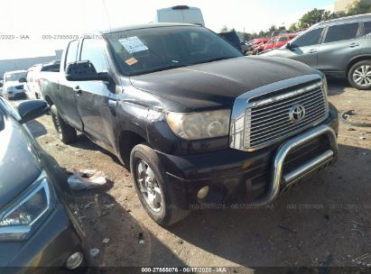 2010 TOYOTA TUNDRA 2WD TRUCK DOUBLE CAB SR5
