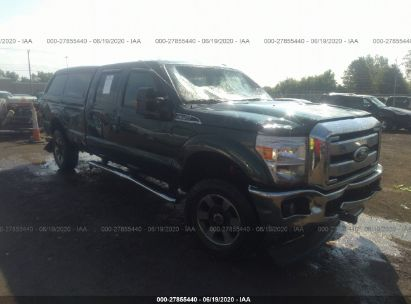 2011 FORD SUPER DUTY F-350 SRW XL/XLT/LARIAT/KING RANCH