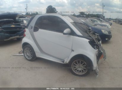 2013 SMART FORTWO ELECTRIC