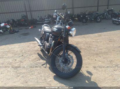 2015 TRIUMPH MOTORCYCLE BONNEVILLE T100