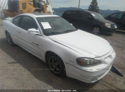 2002 PONTIAC GRAND AM GT1