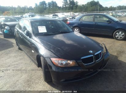 2007 BMW 3 SERIES XI SULEV