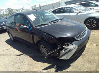 2006 FORD FOCUS ZX3