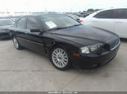 2005 VOLVO S80 T6 TURBO