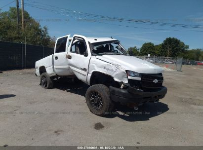 2005 CHEVROLET SILVERADO 2500HD K2500 HEAVY DUTY