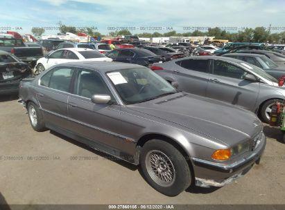 1997 BMW 740 I AUTOMATIC