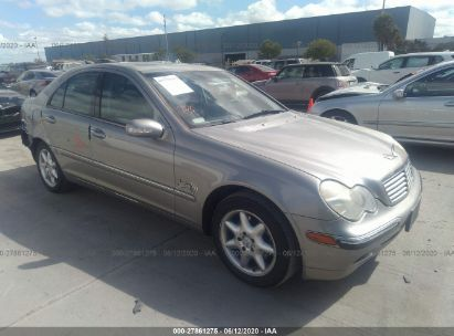 2003 MERCEDES-BENZ C 240 4MATIC