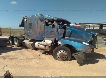 2006 KENWORTH CONSTRUCTION T600
