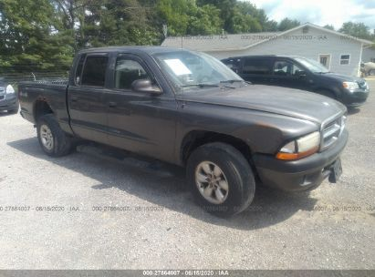 2004 DODGE DAKOTA QUAD SPORT
