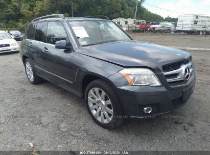 2011 MERCEDES-BENZ GLK 350 4MATIC