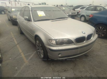 2002 BMW 3 SERIES I