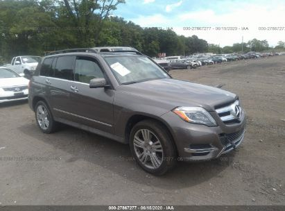 2014 MERCEDES-BENZ GLK 350 4MATIC