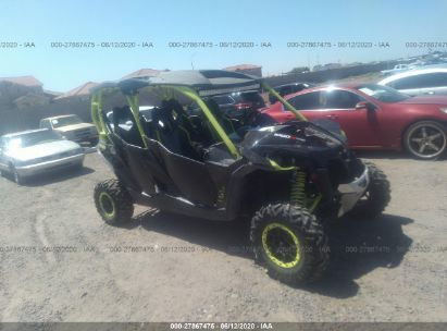 2015 CAN-AM MAVERICK MAX 1000R TURBO X DS