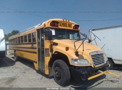 2010 BLUE BIRD SCHOOL BUS / TRAN