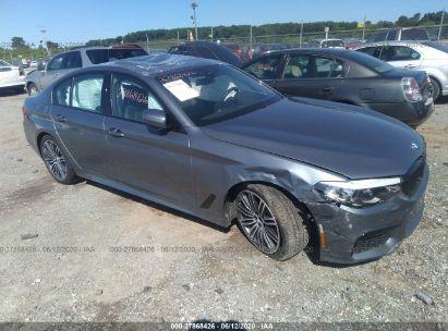 2020 BMW 540 XI