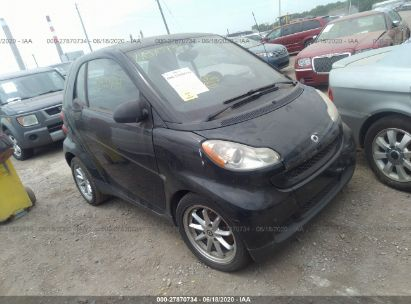2010 SMART FORTWO PURE/PASSION
