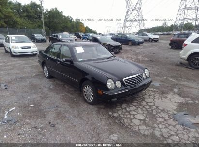 2002 MERCEDES-BENZ E 320 4MATIC
