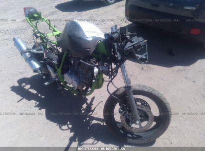 2011 ZONGF MOTORCYCLE