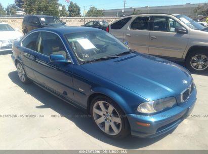 2003 BMW 325 CI