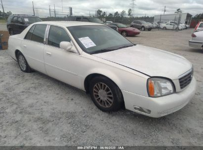 2005 CADILLAC DEVILLE DHS