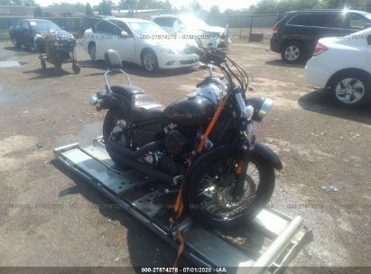 2009 YAMAHA XVS650 A/AT