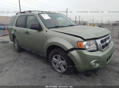 2008 FORD ESCAPE HEV