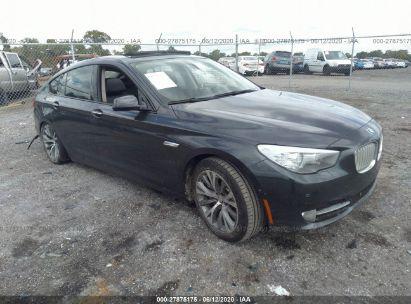 2011 BMW 5 SERIES GRAN TURISMO GT