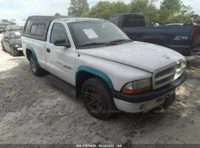 2001 DODGE DAKOTA BASE/SPORT/SLT