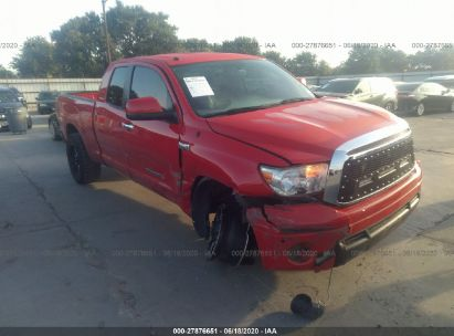 2010 TOYOTA TUNDRA 4WD TRUCK DOUBLE CAB LIMITED
