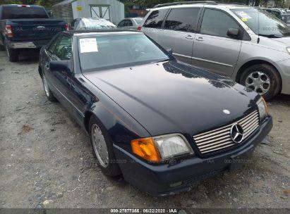 1991 MERCEDES-BENZ 300 SL