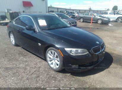 2012 BMW 3 SERIES XI SULEV