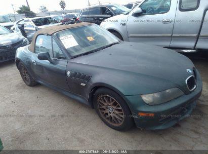 2001 BMW Z3 2.5