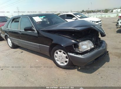 1994 MERCEDES-BENZ S 420