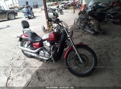 2009 HONDA VT750 C2
